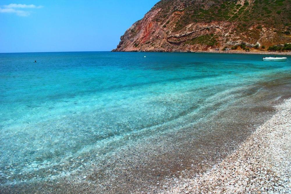 Agiia Kyriaki Milos Island