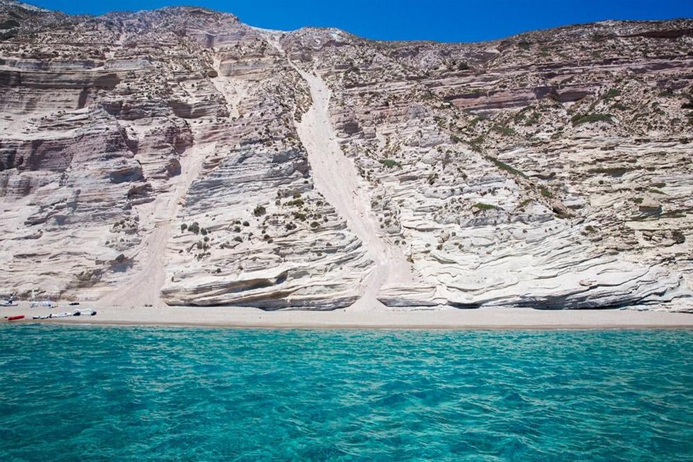 Gerakas Milos Island