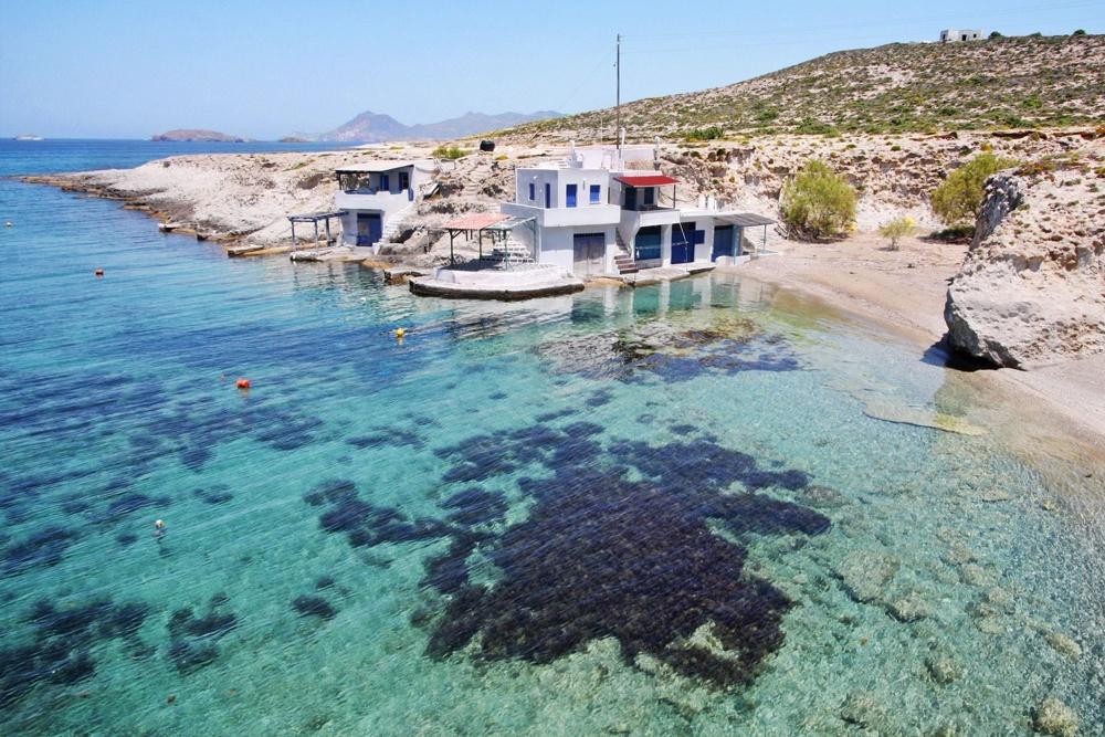 Mytakas Milos Island
