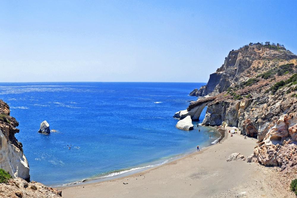 Gerontas Milos Island