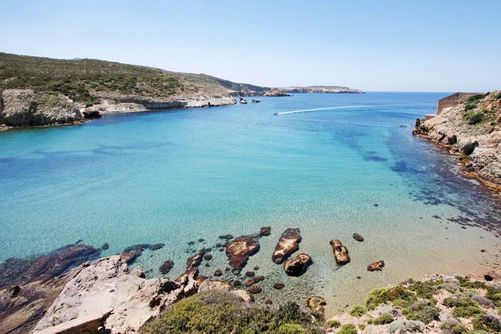 Agathia Milos Island