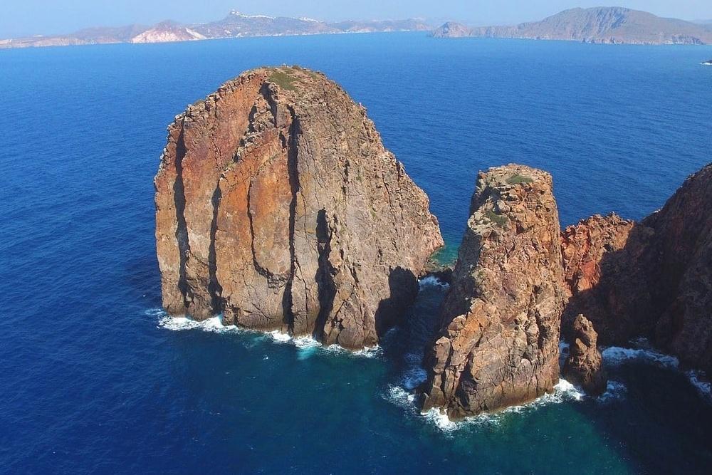 Cape Vani Milos Island