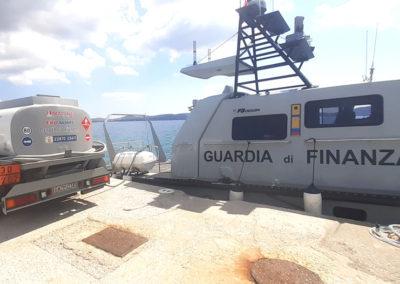 Refueling FRONTEX